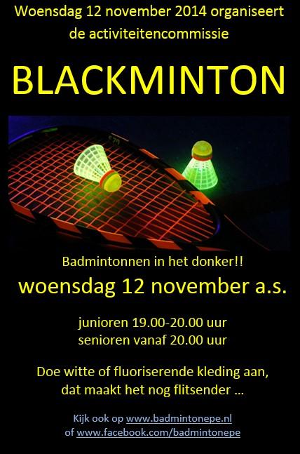 Blackminton